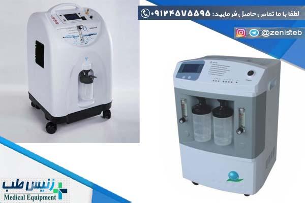 دستگاه اکسیژن ساز خانگی 10 لیتری